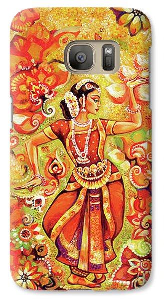 Ganges Flower Galaxy S7 Case