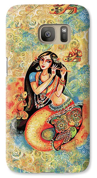 Aanandinii And The Fishes Galaxy S7 Case