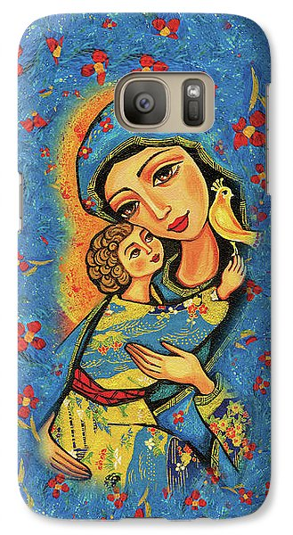 Mother Temple Galaxy S7 Case
