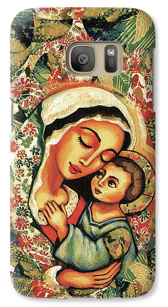The Blessed Mother Galaxy S7 Case