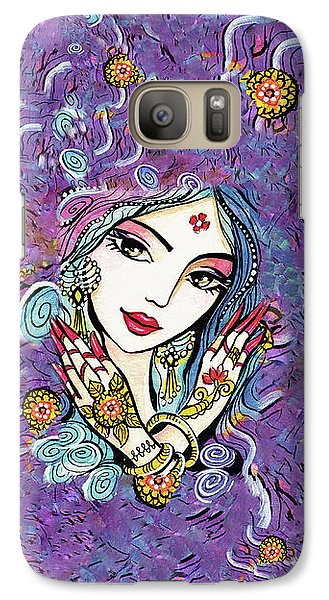 Hands Of India Galaxy S7 Case