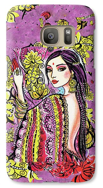 Soul Of India Galaxy S7 Case