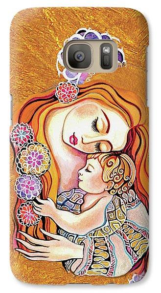 Little Angel Sleeping Galaxy S7 Case