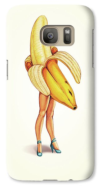 Fruit Stand - Banana Galaxy S7 Case