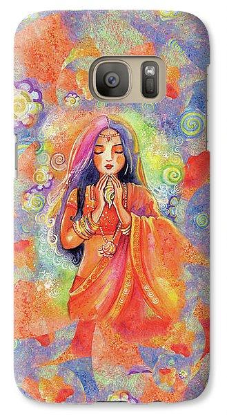 Seashell Wish Galaxy S7 Case
