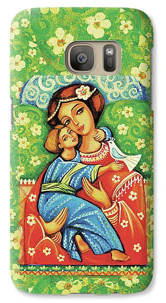 Madonna And Child Galaxy S7 Case