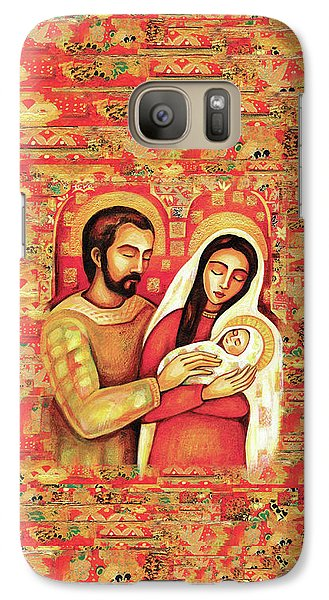 Holy Family Galaxy S7 Case
