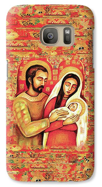 Holy Family Galaxy S7 Case