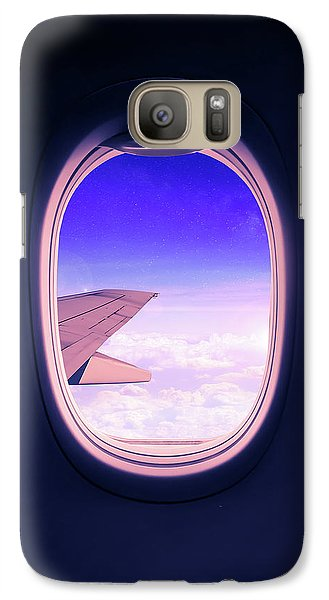 Travel The World Galaxy S7 Case