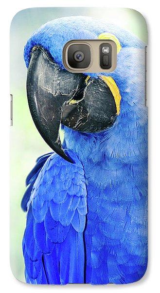 Beauty Is An Enchanted Soul Galaxy S7 Case