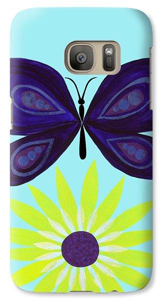 Summertime Galaxy S7 Case