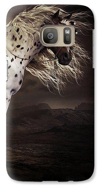 Leopard Appalossa Galaxy S7 Case