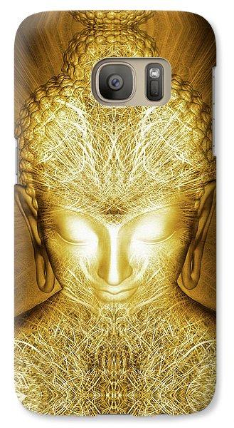 Galaxy Case featuring the photograph Kundalini Awakening by Jalai Lama