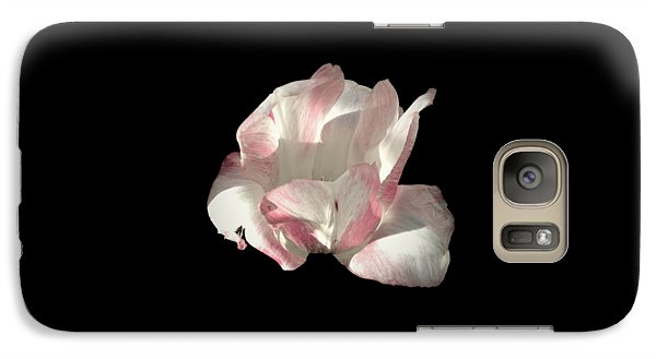 Galaxy Case featuring the photograph Pretty In Pink by Photographic Arts And Design Studio
