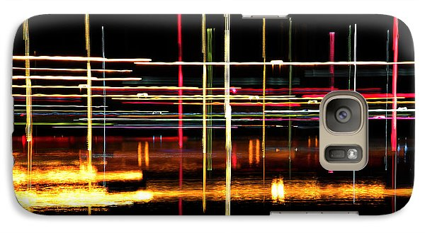 Galaxy Case featuring the photograph Cosmic Avenues by Bill Kesler