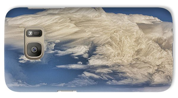 Galaxy Case featuring the photograph Cloud Brew by Bill Kesler