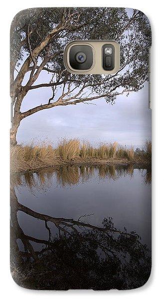 Dam Galaxy S7 Case by Linda Lees