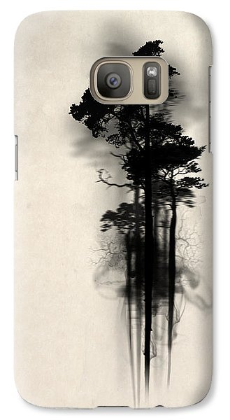 Magician Galaxy S7 Case - Enchanted Forest by Nicklas Gustafsson