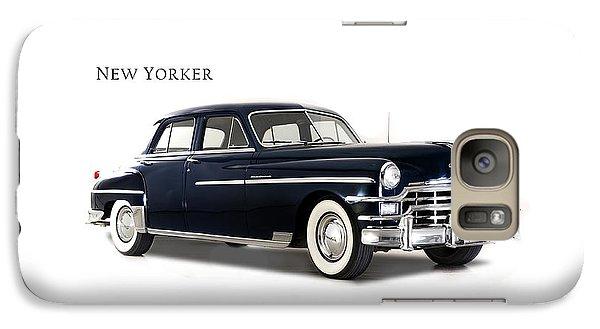 Chrysler New Yorker 1949 Galaxy S7 Case by Mark Rogan