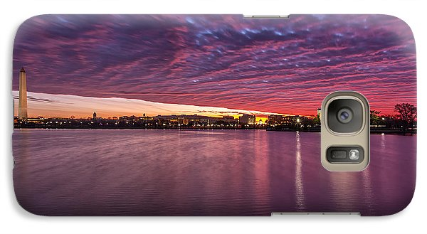 Galaxy Case featuring the photograph Apocalyptical by Edward Kreis