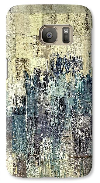 Galaxy Case featuring the painting Ascension - C03xt-159at2b by Variance Collections
