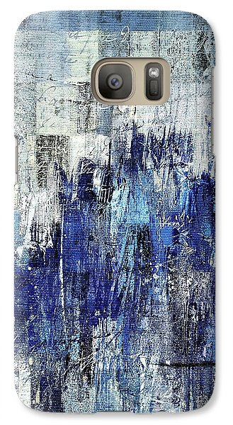 Galaxy Case featuring the digital art Ascension - C03xt-160at2c by Variance Collections