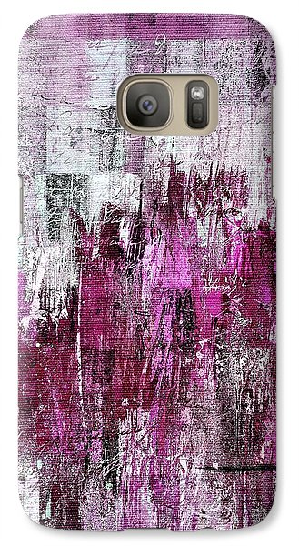 Galaxy Case featuring the digital art Ascension - C03xt-165at2c by Variance Collections