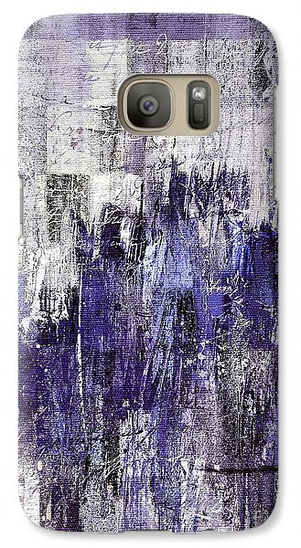 Galaxy Case featuring the painting Ascension - C03xt-166at2c by Variance Collections