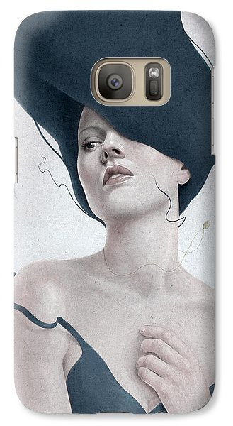 Galaxy S7 Case - Ascension by Diego Fernandez