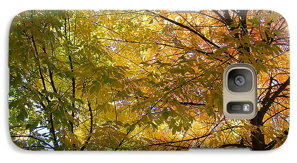 Galaxy Case featuring the photograph Ashland Autumn by John Norman Stewart