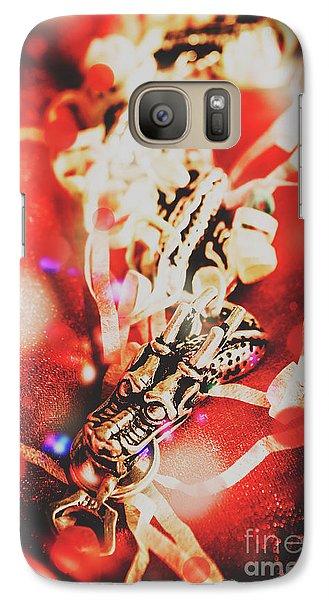 Dragon Galaxy S7 Case - Asian Dragon Festival by Jorgo Photography - Wall Art Gallery