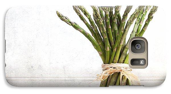 Asparagus Vintage Galaxy S7 Case by Jane Rix
