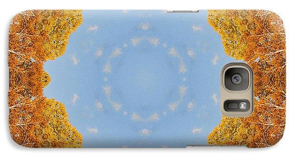 Galaxy S7 Case featuring the photograph Aspen Kaleidoscope by Bill Barber