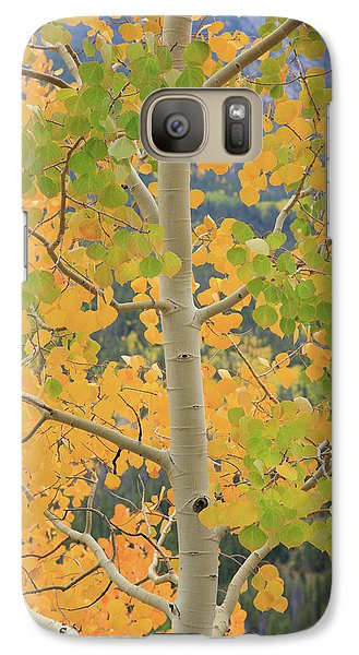 Aspen Watching You Galaxy S7 Case