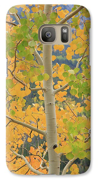 Galaxy Case featuring the photograph Aspen Watching You by David Chandler