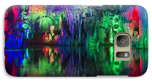 Galaxy Case featuring the photograph Assembly Dragon Cave by Wade Aiken