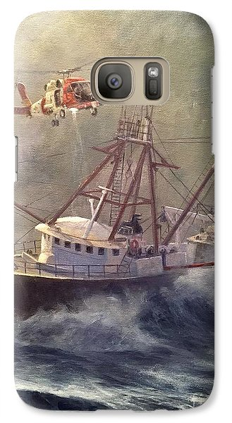 Galaxy Case featuring the painting Assessment by Stephen Roberson