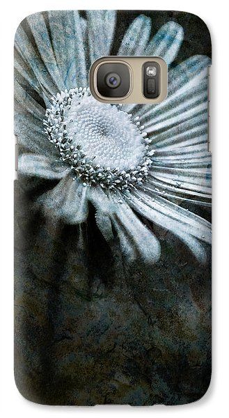 Aster On Rock Galaxy S7 Case by  Onyonet  Photo Studios