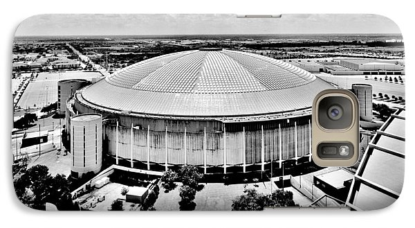 Galaxy Case featuring the photograph Astrodome 5 by Benjamin Yeager