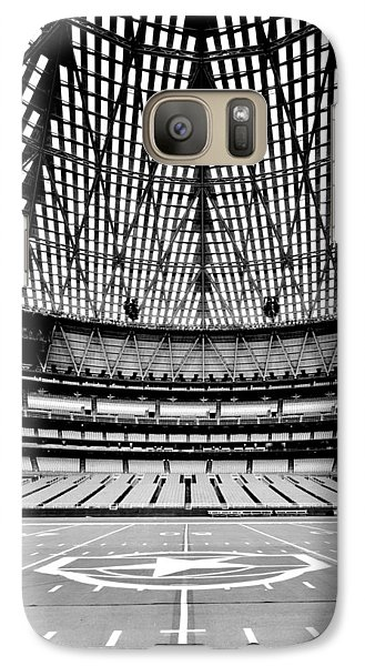 Galaxy Case featuring the photograph Astrodome 7 by Benjamin Yeager