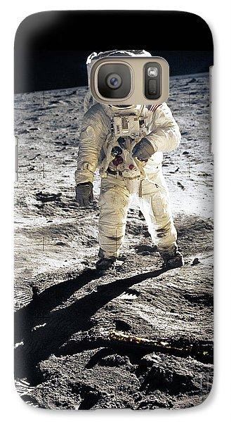 Astronaut Galaxy S7 Case