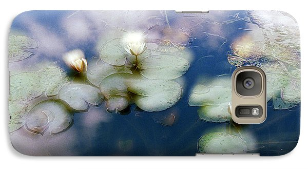 At Claude Monet's Water Garden 4 Galaxy S7 Case