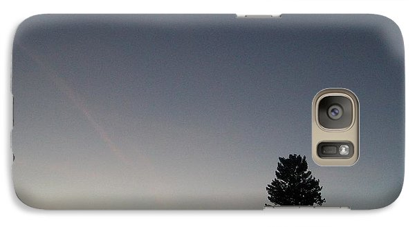 Galaxy Case featuring the photograph At Dusk by Jewel Hengen