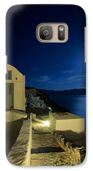 Galaxy Case featuring the photograph At Midnight by Aiolos Greek Collections