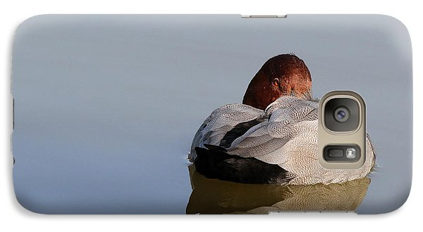 Galaxy Case featuring the photograph At Rest by Richard Patmore