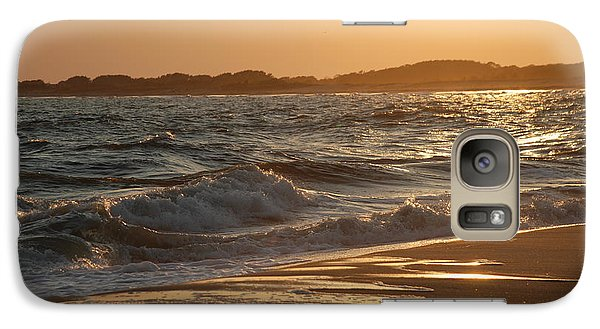 Galaxy Case featuring the photograph At The Golden Hour by Richard Bryce and Family