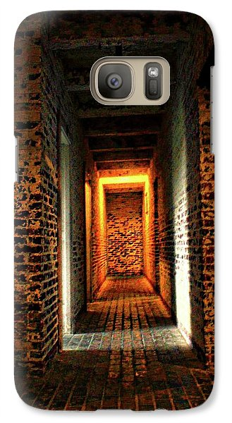 Galaxy Case featuring the photograph Atalaya by Jessica Brawley