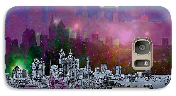 Atlanta Skyline 7 Galaxy S7 Case by Alberto RuiZ