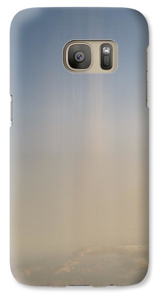 Galaxy Case featuring the photograph Atlantic Sunrise 2 by Kevin Blackburn