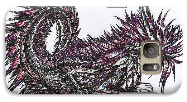 Atma Weapon Catoblepas Fusion Galaxy S7 Case